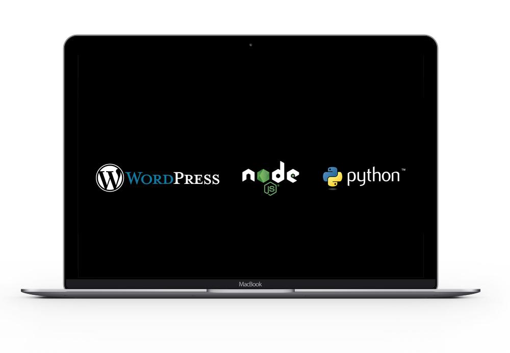Twórz własne aplikacje Node.js & Python
